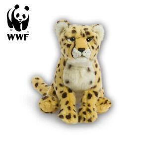 Wwf-Stuffed-Toy-Cheetah-30cm-Lifelike-Animal-Big-Cat-Africa