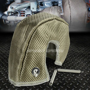 T25-T28-GT25-GT28-GT30-GT35-TURBO-TURBOCHARGER-TITANIUM-HEAT-SHIELD-WRAP-BLANKET