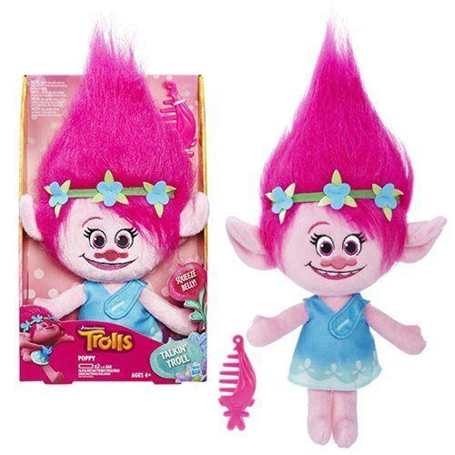 Troll Poppy-Troll Bambola di peluche