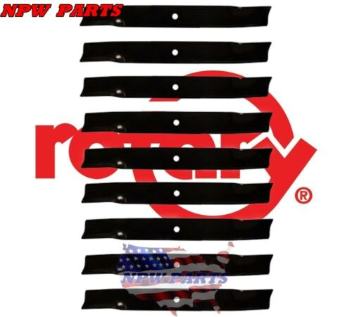"""Rotary Genuine Part 3339 GRAVELY BLADE 20-1//2/""""X 5//8/"""" REPLACES GRA Pack of 9"""