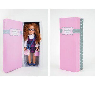Fashion, Character, Play Dolls Chad Valley Designafriend Ella Doll 18inch/45cm New Gift Boxed Volume Large Dolls