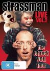 David Strassman - The Chuck You Tour (DVD, 2006)