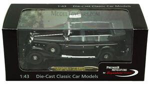 1938-MercedesBenz-770K-Offener-Tourenwagen-Signature-43700-1-43-Scale-Diecast