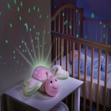 Nursery Room Baby Room Cot Mobile Light Projector Butterfly GIRL Night Sleep