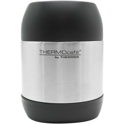 ThermoCafe Vacuum Insulated Stainless Steel Food Jar Thermos 12 oz