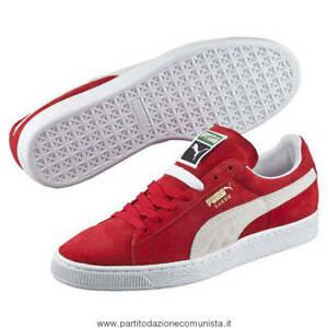scarpe puma rosse