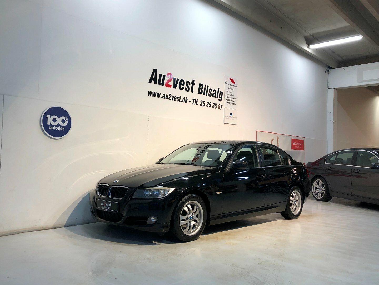 BMW 318d 2,0  4d