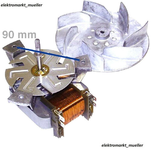 Heißluftherdventilator BSHG Bosch für 00096825 Backofen Herd Ventilator