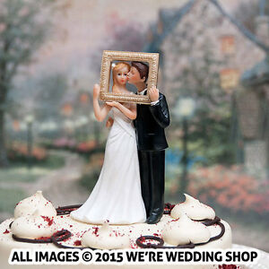 picture holder wedding cake topper wedding cake topper in groom 18353