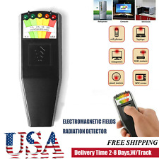 Emf Meter Magnetic Field Detector Ghost Hunting Paranormal Electrical Equipment