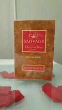 VINTAGE EAU SAUVAGE EDT 200 ml SPRAY. CHRISTIAN DIOR.