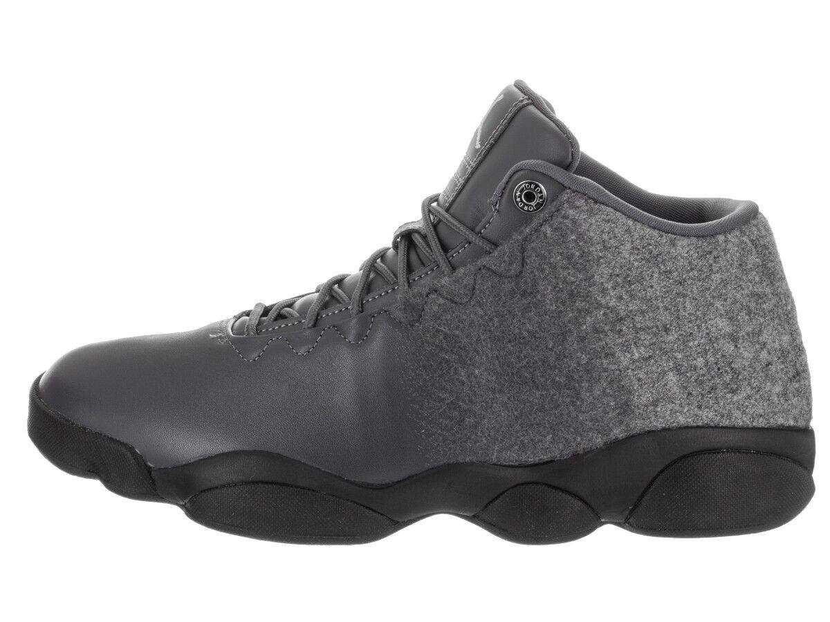 NEW Nike Jordan Men's Horizon 850678 Low Premium Shoes Grey 850678 Horizon 003 Size 10 / 10.5 ff7016