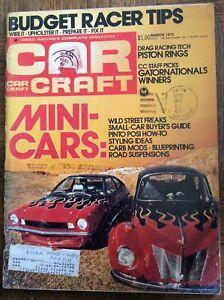 Car Craft Vw >> Details About 1975 Car Craft Nhra Drag Racing Baldwin Motion Pinto Vw Pontiac Astre Austin