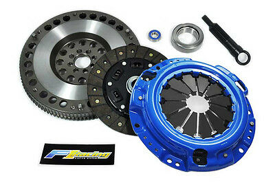FX STAGE 2 CLUTCH KIT+CHROMOLY FLYWHEEL FOR 85-87 TOYOTA COROLLA GTS AE86 4AGE