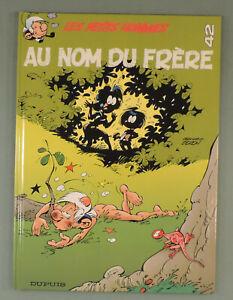 AgréAble Petits Hommes 42 Au Nom Du Frere Seron Dupuis Eo Texture Nette
