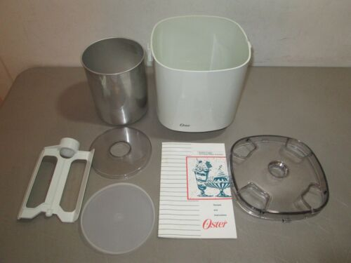 Oster Design Center 10 Speed 5500-20A Various Replacement Parts