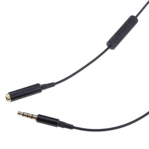 3,5 mm vernickelt Aux Stereo Stecker auf Stecker M//M Audio Kabel.DezYL yRWuS