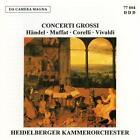 Concerti Grossi von Heidelberger Kammerorchester (1997)
