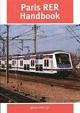 Paris R.E.R. Handbook, Patton, Brian, New Book