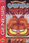 Garfield: Caught in the Act (Sega Genesis, 1995)