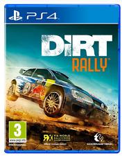 Dirt Rally (Playstation 4)