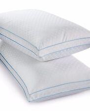 SensorGel Dual Comfort Gel-Infused Memory Foam Fiber Fill Standard Pillow C911