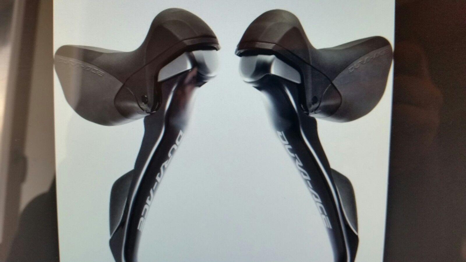 Shimano Pair kommandon Lever Dual Control Dura Ace st -9000 NY 2x11 deal