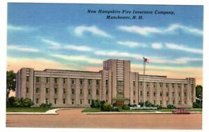 Unused Postcard New Hampshire Fire Insurance Company ...