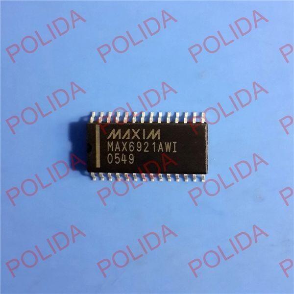 1PCS VFD Tube Drivers IC MAXIM SOP-28 MAX6921AWI MAX6921AWI+ MAX6921AWI+T