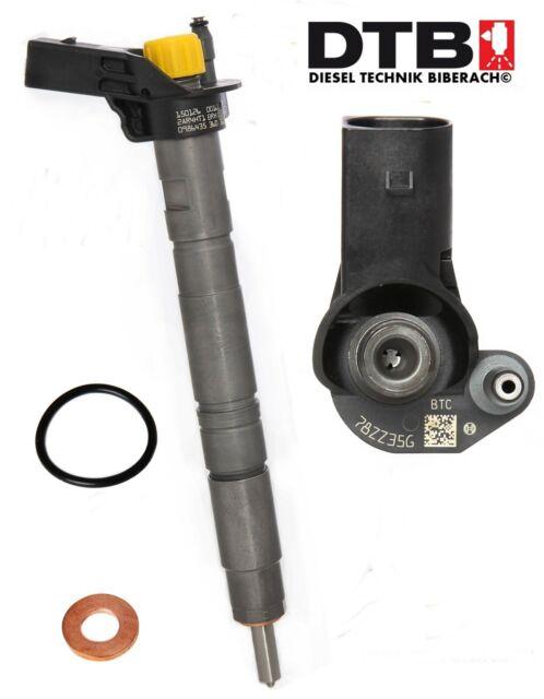 Einspritzdüse Injektor 0445115037 AUDI A4 A6 A8 Q7 3.0 TDI 059130277AB 059130277