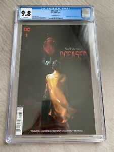 DCeased-1-CGC-9-8-W-034-It-034-movie-poster-homage-cover-Putri-Variant-Cover
