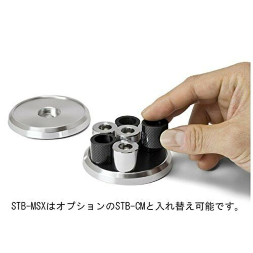 New Oyaide standard model record stabilizer STB-MSX With Tracking Japan import