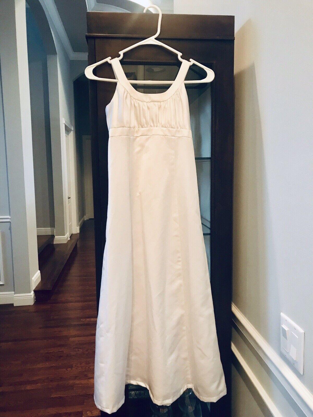 Davids Bridal flower girl / First communion dress Orig.