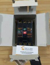 New In Box Fuji Electric Earth Leakage Breaker Eg53b 50a 3 Pole Ac100 200 440v