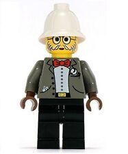LEGO Dr Kilroy Adventurers Minifig NEW