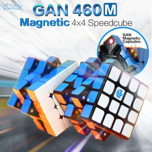 GAN 460 M Magnetic Cube 4x4 Magic Cubes 4x4x4 Gan 460M Speed Gan460 M Cubo