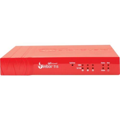 WatchGuard Firebox T15 with 1-yr Standard Support WW wgt15001