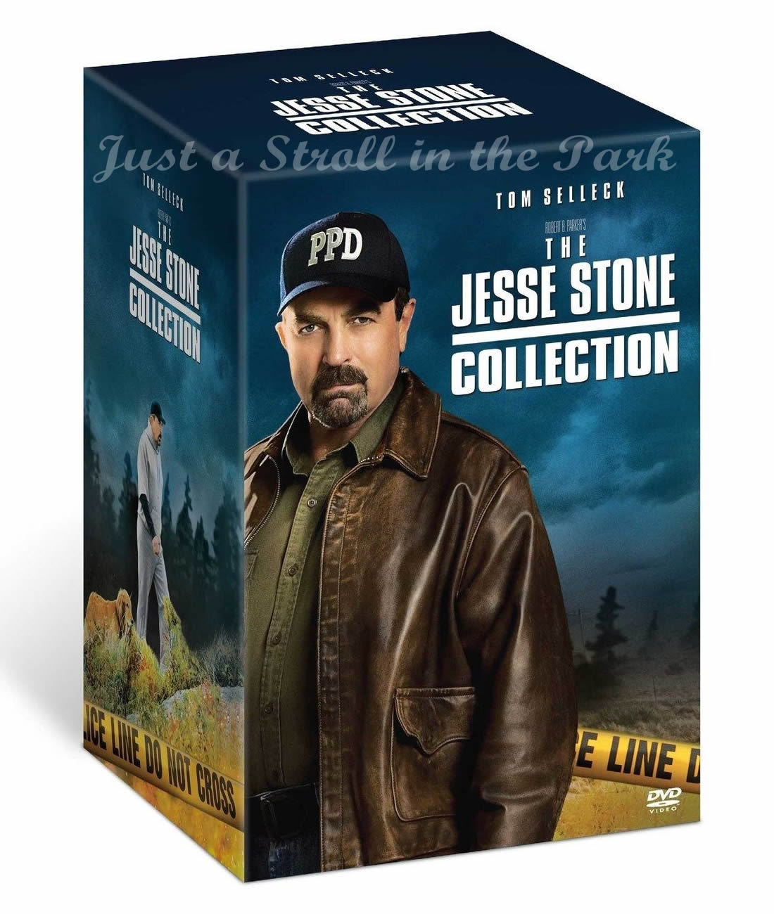 Jesse Stone Series Limited Edition Tom Selleck Collection