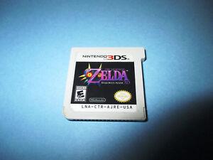 The Legend Of Zelda Majora S Mask 3d Nintendo 3ds Xl 2ds Game