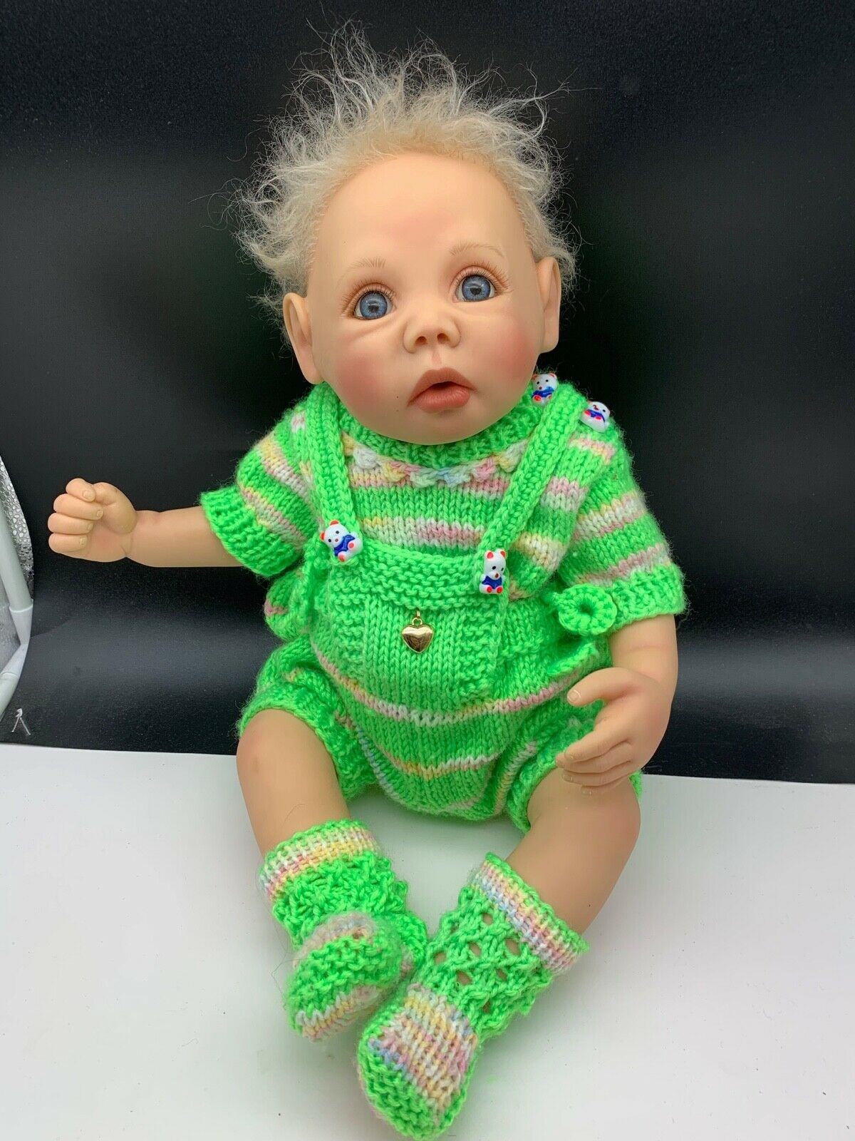 Artista Bambola  vinile bambola 47 CM. OTTIMO stato  marchio in liquidazione