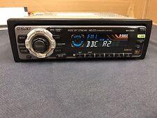 Sony Mini-modelo Estéreo Radio Coche Reproductor De Discos Mdx-C6500r Power 50x4 Power RDS