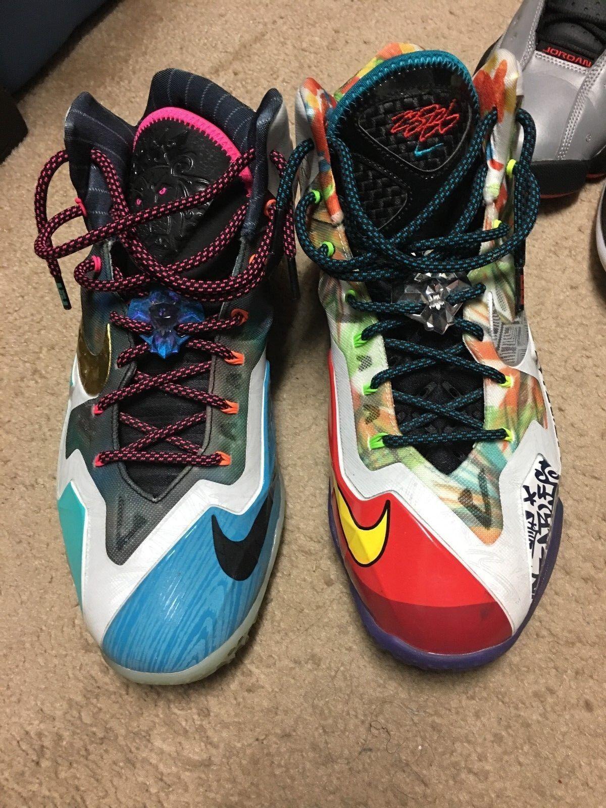 Nike LeBron XI 11 Premium