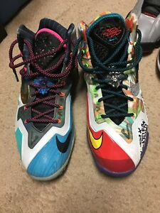1fe2e4c077750 Nike LeBron XI 11 Premium