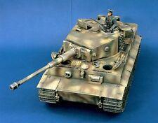 Verlinden 120mm (1/15) Tiger I Ausf.E Sd.Kfz.181 Final Ver. German Tank WWII 863
