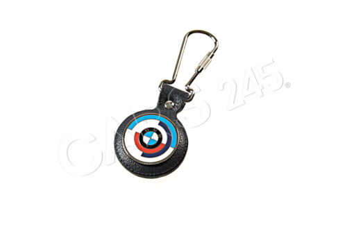 Genuine BMW Motorsport Key Ring Heritage 80272445946