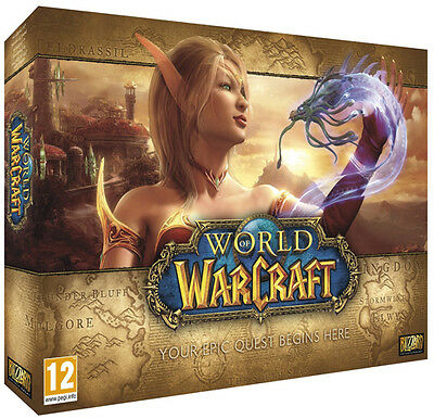 World of Warcraft Battlechest - Includes Cataclysm PC