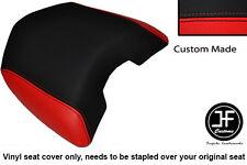 Personalizado 04-09 de Vinilo Negro Rojo para Ducati Multistrada DS 1000 620 Cubierta de Asiento Trasero