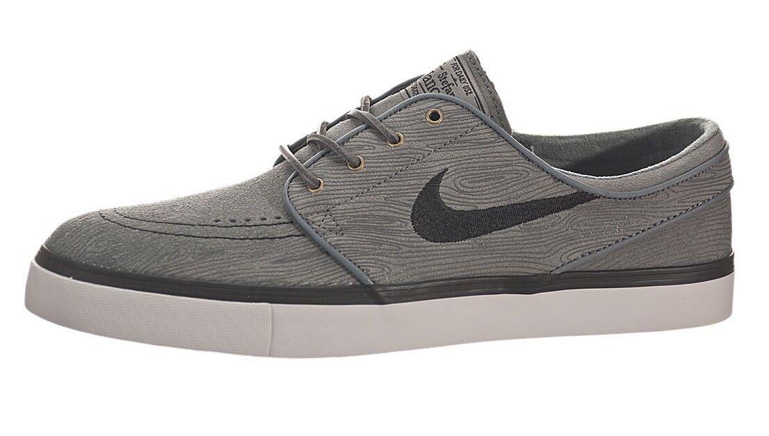 Nike ZOOM STFAN JANOSKI PR SE Cool Grey Black Ash Discounted (465) Men's Shoes