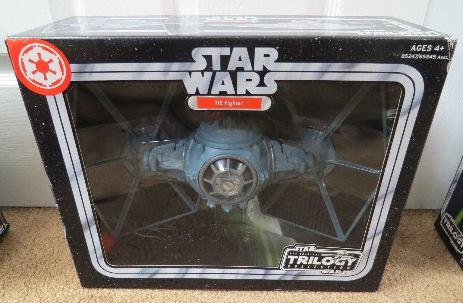 Trilogie Star Wars Collection TIE Fighter SEALED