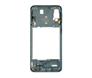 Rahmen Mittlere Gehäuse Body Zentrale Für Samsung Galaxy A40 Weiß